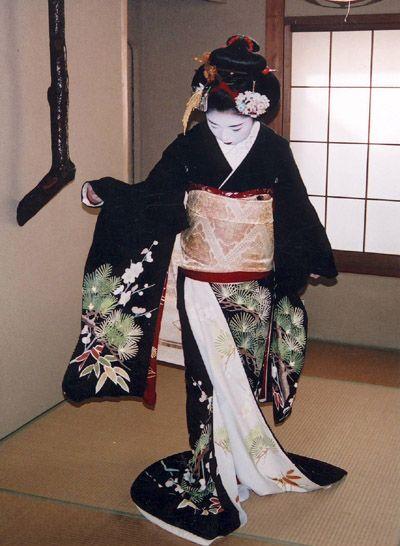 Gueixa - Japão