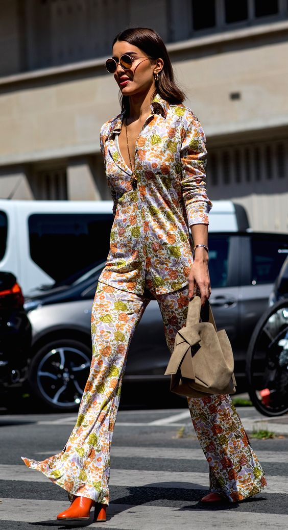 Camila Coelho. Paris Couture Week, Fall 2018. Street Style.