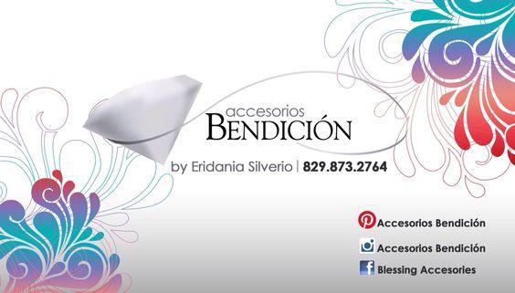SÍGUENOS En nuestras redes sociales: Cel. / WhatsApp: 829.873.2764 Facebook: Blessing Accesories, Instagram: @AccesoriosBendicion, Twitter: @NancySilverio  Accesorios Hecho a Mano, con #Delivery en Santiago y #Envió a todo el país.