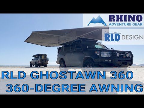 Rld Ghostawn 360 Is A South African Made Self Supported Awning W 360 Wrap Around Shade Coverage For Your Vehicle The Mas Awning Construction Adventure Gear