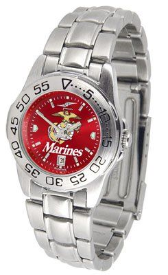 Sport Steel Band Ano-chrome - Ladies - Women's College Watches by Sports Memorabilia. $59.95. Makes a Great Gift!. Sport Steel Band Ano-chrome - Ladies