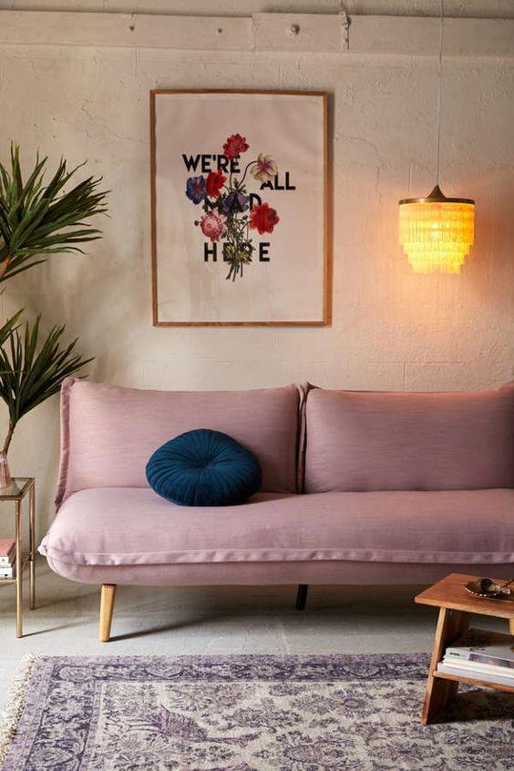 warna cat ruang tamu kecil