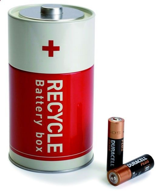 Recycle Battery Box Recycling Recycle Box Battery Recycling
