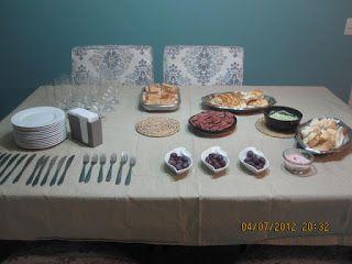 Crispirinha: Pasta de gorgozola (já foi?) e rosbife de picanha