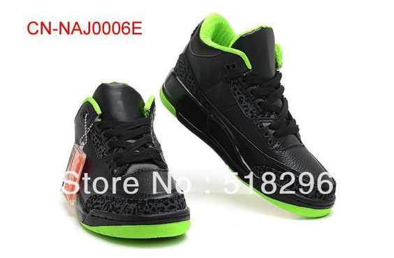 New Arrival Men's Basketball Sport Shoes With Tag 6 Colors NAJ0006