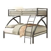 Found it at Wayfair - Twin Over Full Standard Bunk Bed