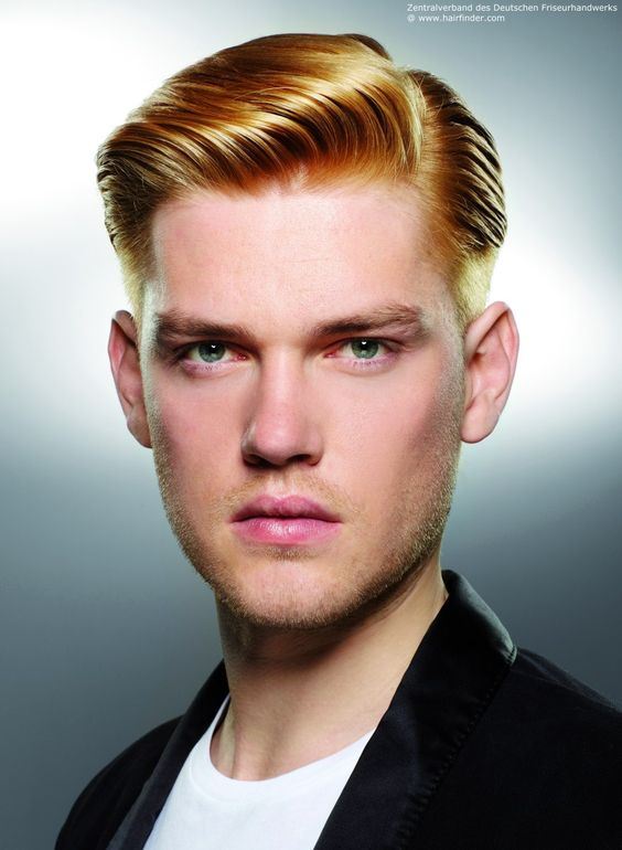 Men hairstyles fade spike bald fade with spiky top haircuts pinterest - Comb Over Medium Long And Haircut Short On Pinterest