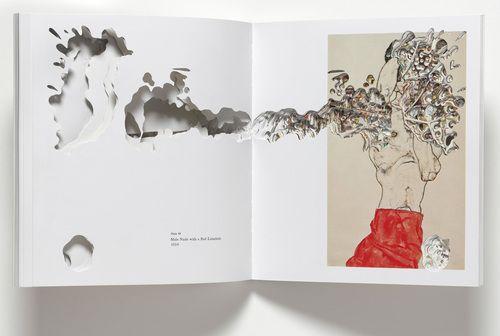 Noriko Ambe. CUT: Egon Schiele. 2009