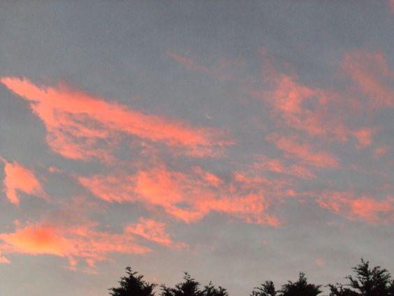 Sunrises.