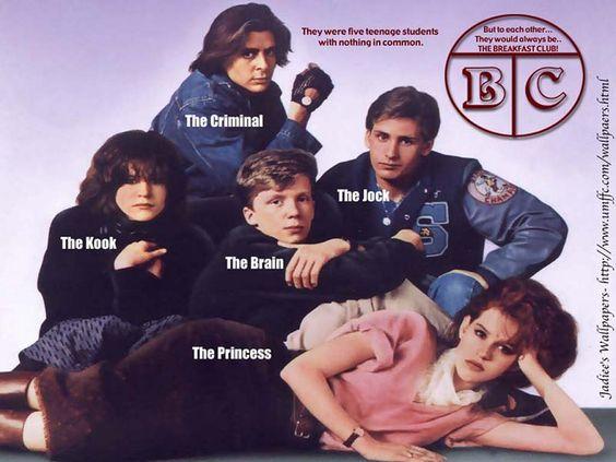 Movies Wallpaper: Breakfast Club