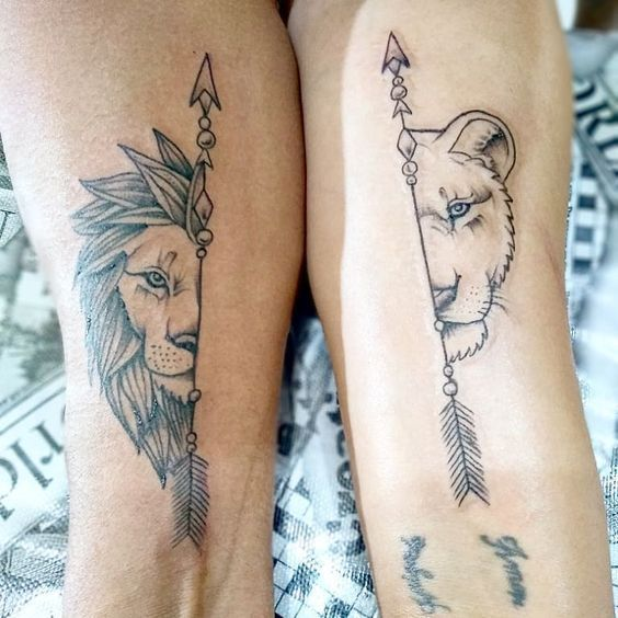 47 Leo Tattoos To Showcase Your Pride Of Being A Lion Leo Tattoos Minimalist Tattoo Unique Tattoos