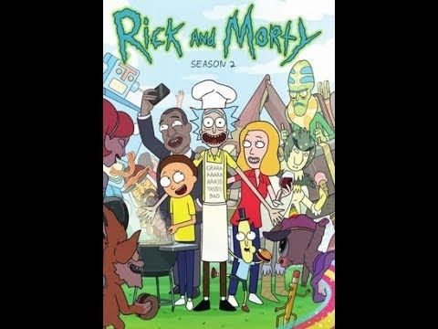 Rick And Morty 2º Temp Dublado With Images Rick Rick And