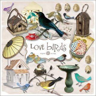 New Freebies Birds Kit