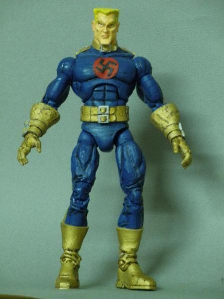 Master Man (Marvel Legends) Custom Action Figure