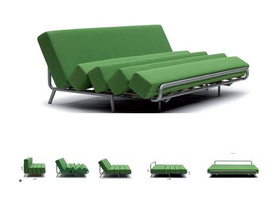 Yang Bett von Minotti fürs moderne Schlafzimmer