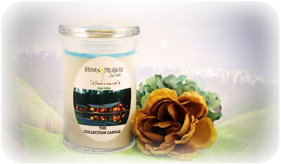 Cozy Cabin The Collection Candle