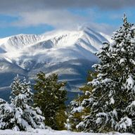 Leadville, Colorado.....coldest place in the US