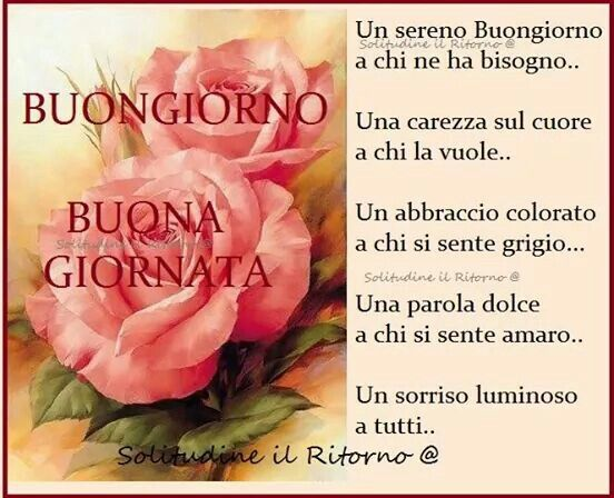 Link Auguri Matrimonio : Buon giorno frasi e foto da inserire in whatsapp