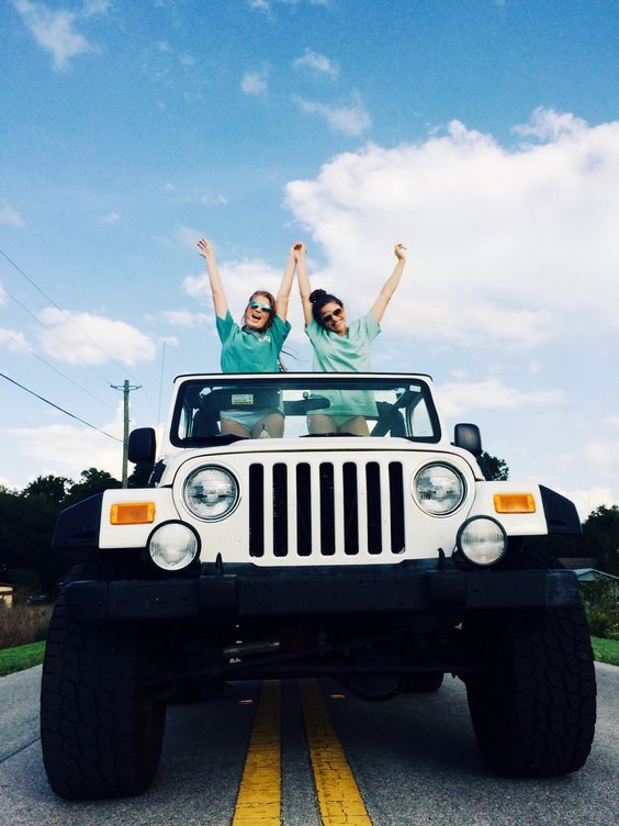 it's a jeep thing // #jeep #summer