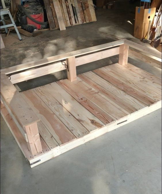Diy Pallet Swing Bed Pallet Swing Beds Diy Pallet Bed Pallet Diy
