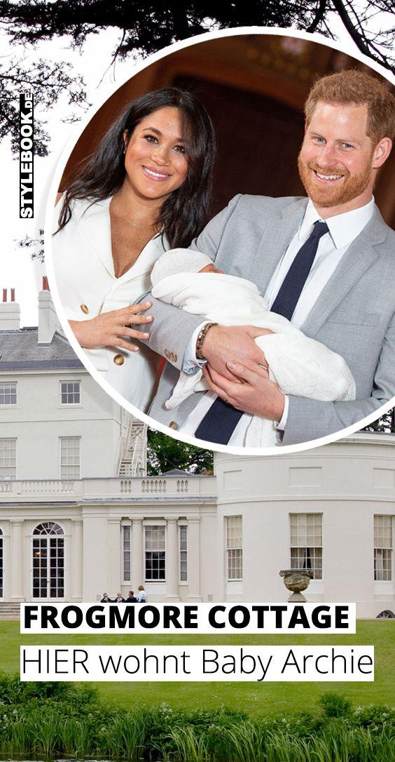 Frogmore Cottage Hier Wohnt Baby Archie Prinzessin Anne Elizabeth Ii Die Herzogin
