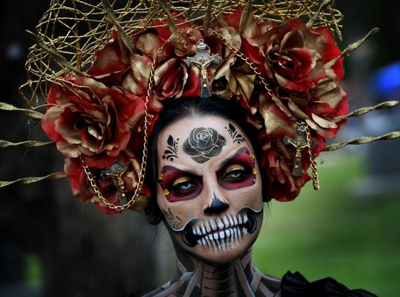 day of the dead - - Yahoo Image Search Results