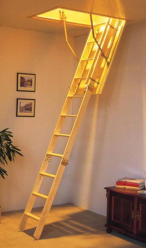 Calvert USA, Attic stairs: Folding Attic, Usa Attic, Attic Access, Folding Staircase, Attic Stairs, Hallway Attic, Staircase Google