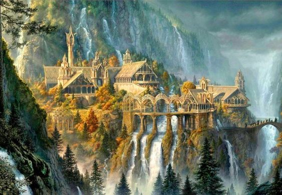 rivendell lord of the rings - Yahoo Image Search Results