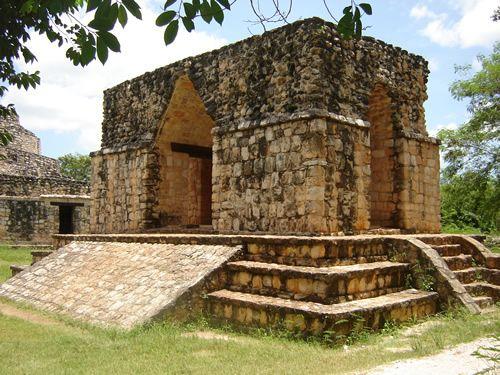 Chacmultún, Yucatán, México