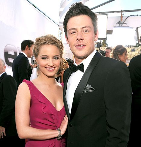 """Dianna Agron on Cory Monteith's Death: """"Heart Goes Out"""" to Lea Michele - Us Weekly"""