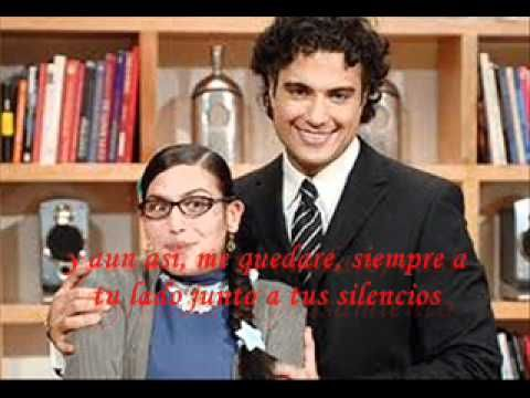 Aqui Estare Angelica Vale Letra Wmv Youtube Novelas Canciones La Fea Mas Bella