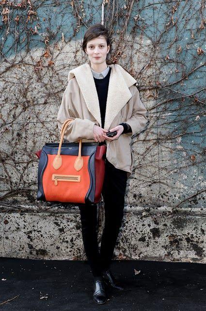 "Celine ""Luggage"" Tote Bag"