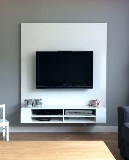 Image Result For Handmade Media Units Living Room Entertainment