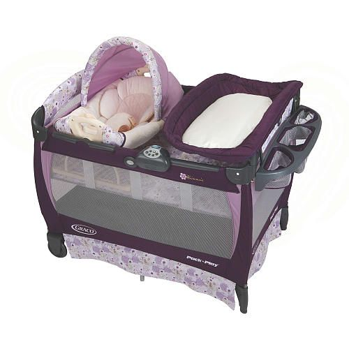 Graco Cuddle Cove Play Yard Minnie Mouse Graco