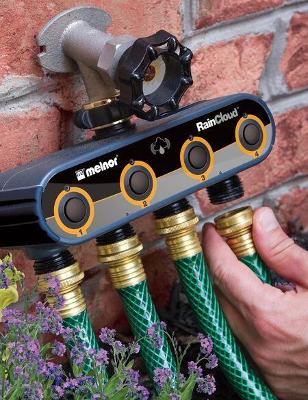 Raincloud Smart Water Wifi Irrigation, Garden Water Timer