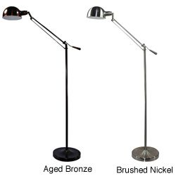 @Overstock - The Verilux Brookfield Floor Lamp offers flicker-free, instant-on reading and task lighting that simulates daylight brightness. The exclusive Verilux Optix glare control filter allows this lamp to actually rest your eyes the more it is used.http://www.overstock.com/Health-Beauty/Verilux-Brookfield-Deluxe-Natural-Spectrum-Floor-Lamp/5149624/product.html?CID=214117 $149.95
