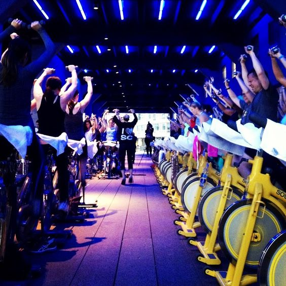 Soulcycle- My newest addiction:
