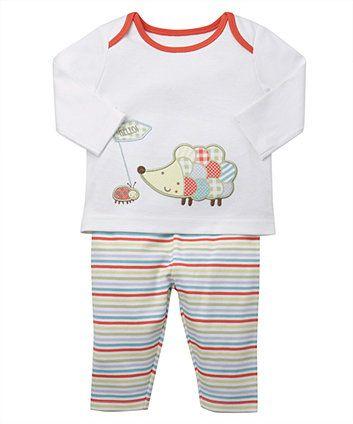 Mothercare Patchwork  Garden Pyjamas