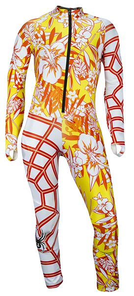 Spyder Womens Performance GS Race Suit: Sun: Item 2219 @ ARTECHSKI.com:
