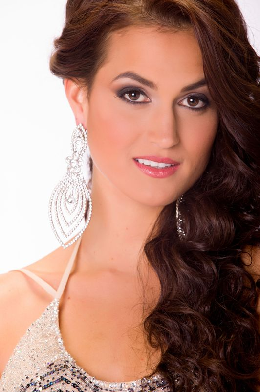 Miss Trinidad and Tobago Catherine Miller