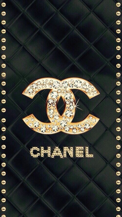 Baddie Boo 4k Chanel Wallpapers Fashion Wallpaper Glitter Phone Wallpaper