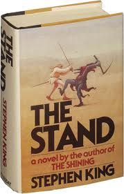 Stephen King- The Stand  The longest book I've ever read (approx. 1500 pages ) but well worth it! Must read if you're a fan.