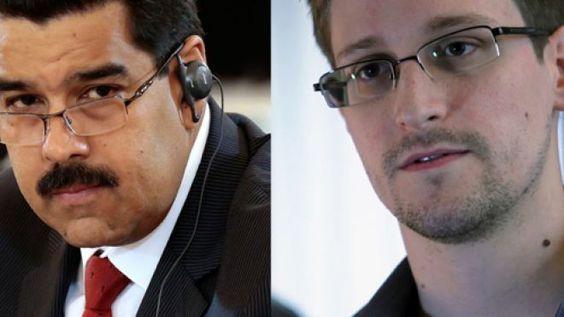 Edward Snowden accepts political asylum offer from Venezuela