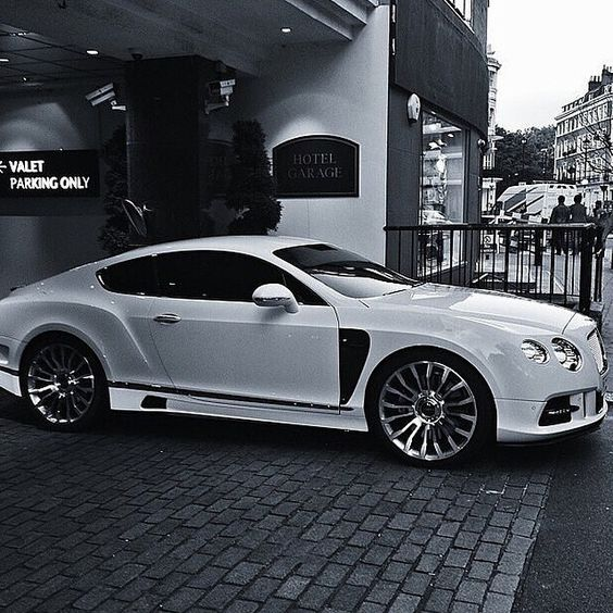 """""""Mansory Bentley Continental GT 
