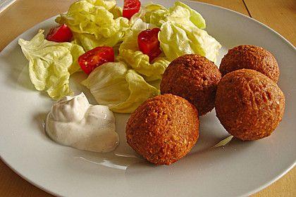 Falafel, ein beliebtes Rezept aus der Kategorie Vegan. Bewertungen: 241. Durchschnitt: Ø 4,4.