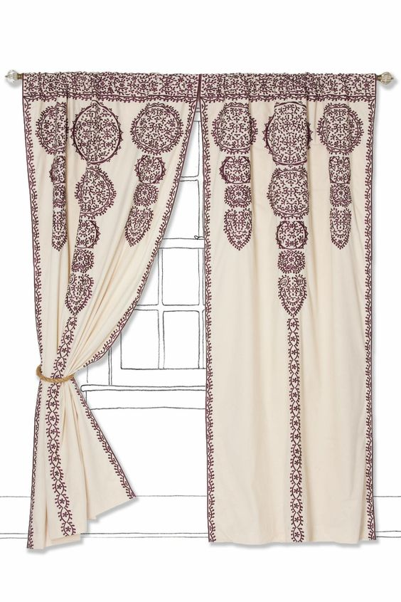 Marrakech Curtain | Cotton, Marrakech and For the