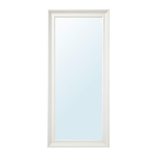 Hemnes Mirror White 29 1 8x65 Spiegel Ikea Hemnes Spiegel