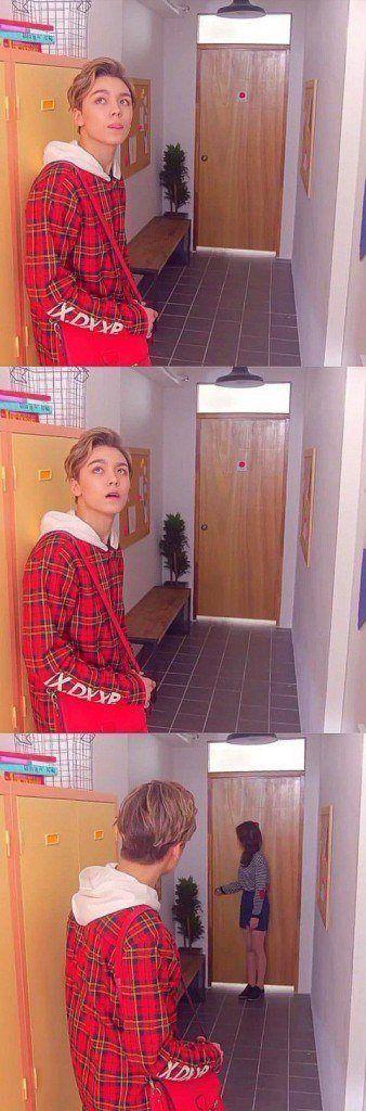 Seventeen Vernon || Hansol ||