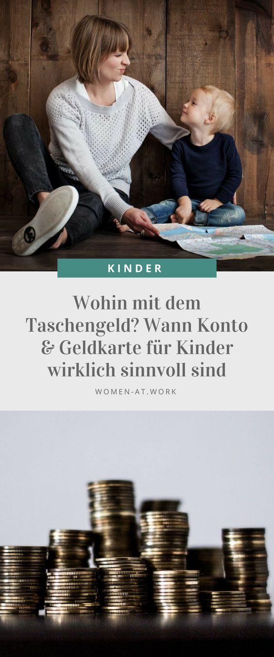 Pro Jahr zahlen wir Eltern in Deutschland insgesamt 1,6 Milliarden Euro Taschengeld an unsere Kids, im Durchschnitt 24,80 Euro im Monat pro Kind. Wenn die Kleinen aus dem Sparschwein-Alter herauswachsen, stellt sich die Frage: Wie sinnvoll sind Girokonto und Geldkarte für Kids? Hier wichtige W-Fragen: