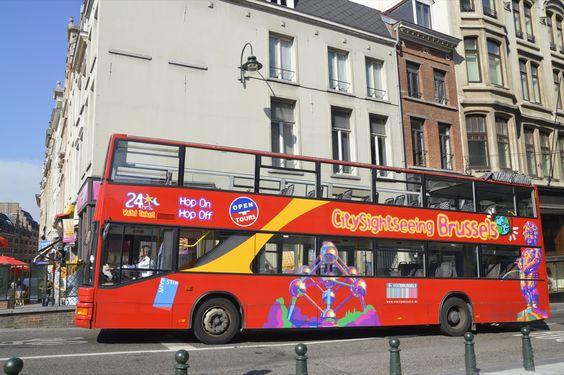 Belgien: Sightseeing-Tour durch Brüssel